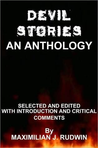 Devil Stories, An Anthology  by  Maximilian J. Rudwin