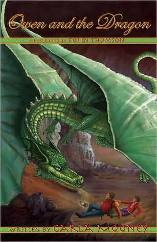 Owen and the Dragon  by  Carla Mooney