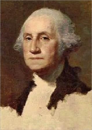 George Washington  by  Calista McCabe Courtenay