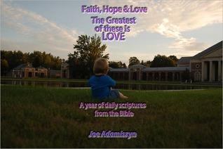 Faith Hope & Love Joseph Adamiszyn