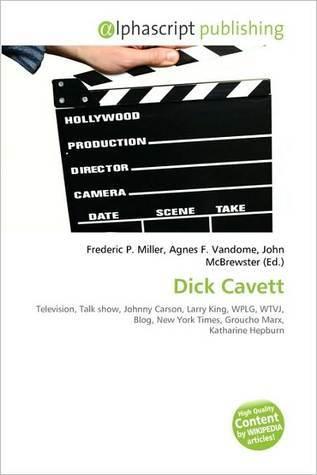 Dick Cavett Frederic P.  Miller
