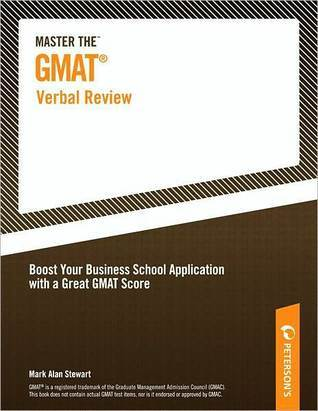 Master the GMAT--Verbal Review  by  Petersons