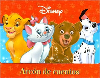 Arcon de Cuentos: Disney Animales: Disney Animals, Spanish-Language Edition Silver Dolphin Press