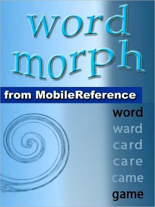 Word Morph Volume 4: transform the starting word one letter at a time until you spell the ending word.  by  Leonid Braginsky