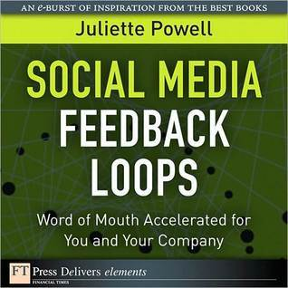 Social Media Feedback Loops: Word of Mouth Accelerated for You and Your Company Juliette Powell