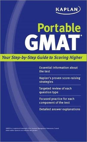 Kaplan Portable GMAT  by  Kaplan Inc.