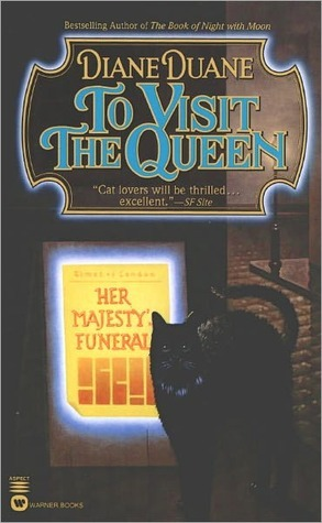 To Visit the Queen to Visit the Queen  by  Diane Duane