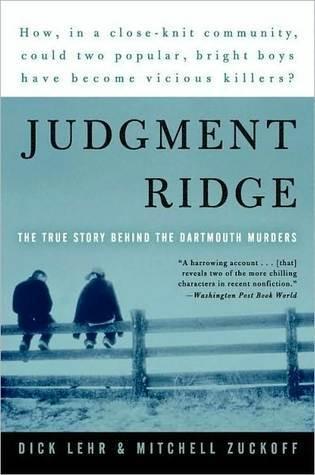 Judgment Ridge Dick Lehr