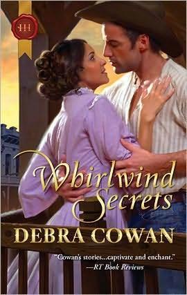 Whirlwind Secrets (Whirlwind, Texas, #5)  by  Debra Cowan
