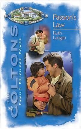 Passions Law Ruth Ryan Langan