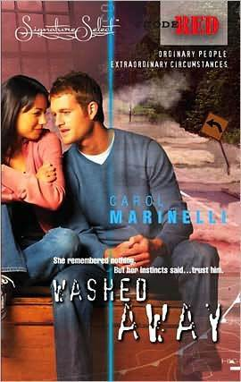 Washed Away (Code Red #15) Carol Marinelli