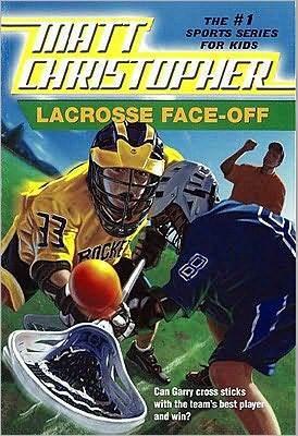Lacrosse Face-Off Matt Christopher