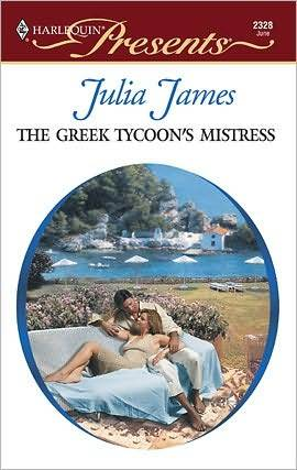 The Greek Tycoons Mistress  by  Julia James