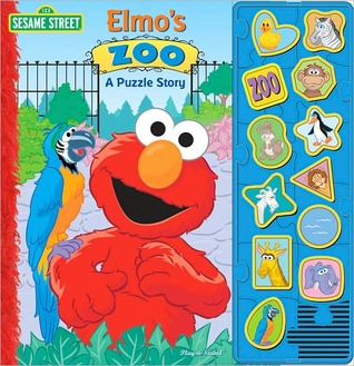 Elmos Zoo: A Puzzle Story (Sound Book) Publications International Ltd.