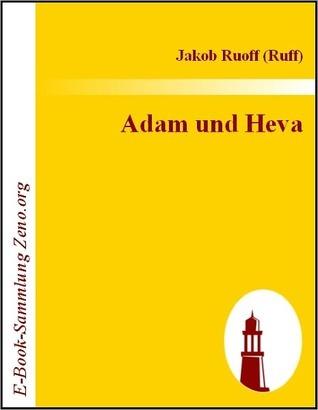 Adam und Heva Jakob Ruoff