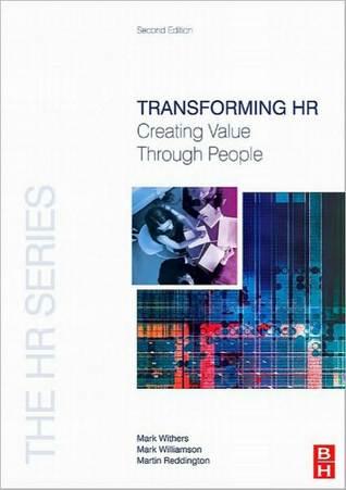Transforming HR  by  Martin Reddington