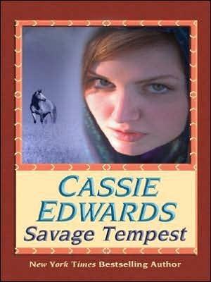Savage Tempest  by  Cassie Edwards