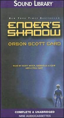 Shadow of the Giant (Enders Shadow Series #4)  by  Orson Scott Card