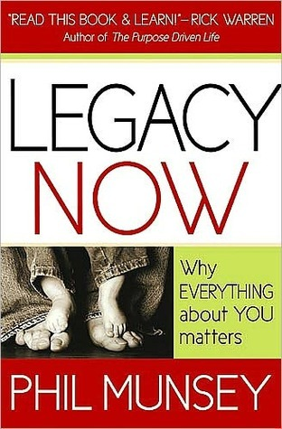Legacy Now Phil Munsey