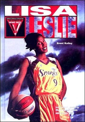 Lisa Leslie  by  Brent Kelley