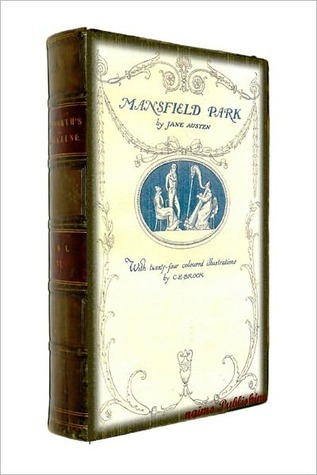 Mansfield Park with illustrations  by  Jane Austen