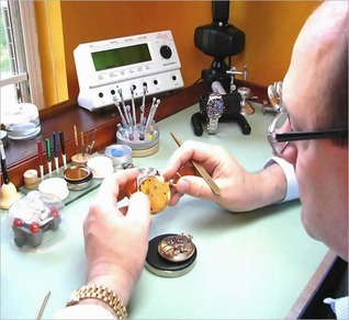 Clock Watch Repair Service Start Up Sample Business Plan!  by  Bplan Xchange