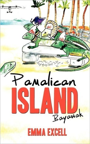 Pamalican Island  by  Emma Excell