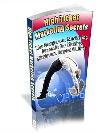 High Ticket Marketing Secrets Lou Diamond