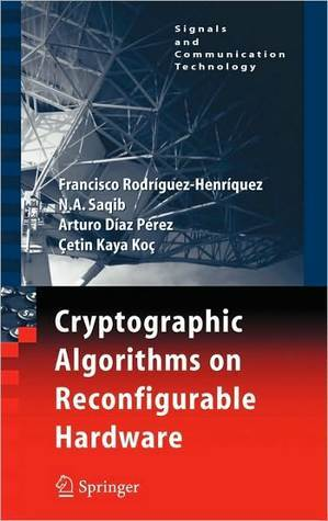 Cryptographic Algorithms on Reconfigurable Hardware Francisco Rodriguez-Henriquez