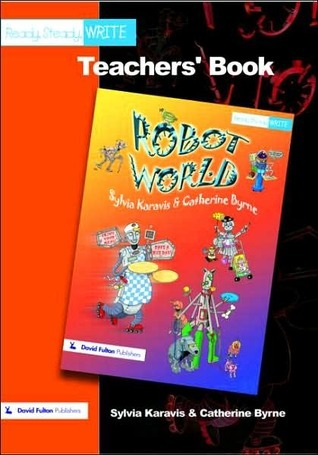 Robot World  by  Sylvia Karavis