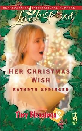 Her Christmas Wish  by  Kathryn Springer