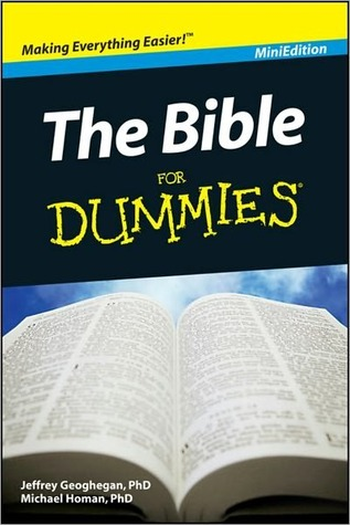 The Bible For Dummies, Mini Edition Jeffrey Geoghegan
