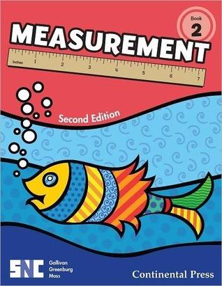 Measurement: Book 2 Carol Gallivan