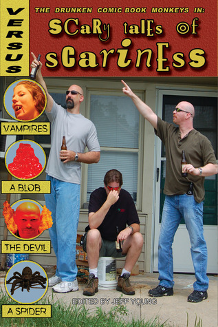 Drunken Comic Book Monkeys Scary Tales of Scarieness: Reflux Edition Brian Koscienski