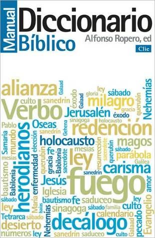 Diccionario Manual Biblico Anonymous