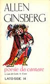 Poesie da cantare Allen Ginsberg