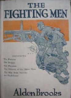 The Fighting Men  by  Alden Brooks