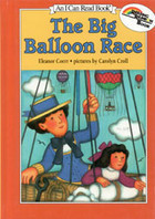The Big Balloon Race/Newly Illustrated Edition (I Can Read Book)  by  Eleanor Coerr