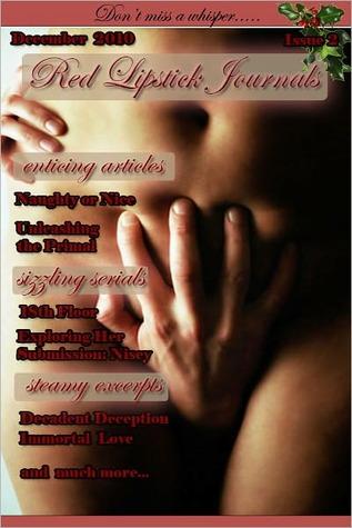 Red Lipstick JOurnals Edition 02.12.10  by  Keta Diablo