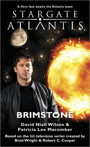SGA-15 - Brimstone David Niall Wilson