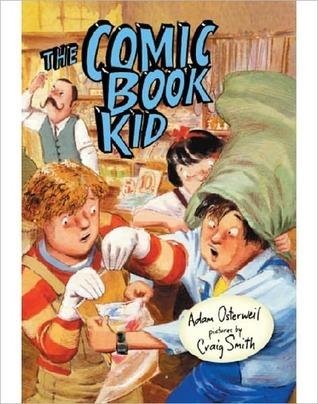The Comic Book Kid Adam Osterweil