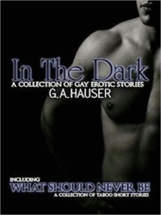 In the Dark: a Collection of Gay Erotic Tales  by  G.A. Hauser