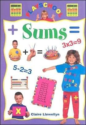 Sums: Playschool Series Claire Llewellyn