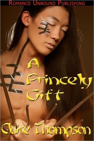 A Princely Gift Claire Thompson
