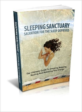 Sleeping Sanctuary - Salvation For The Sleep Deprived Lou Diamond