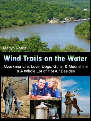 Wind Trails on the Water  by  Merlyn Norris