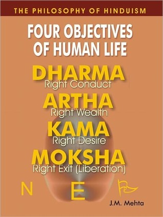 The Philosophy Of Hinduism: - Four Objectives Of Human Life  by  J.M. Mehta