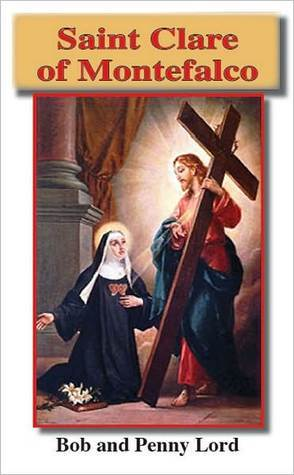 Saint Clare of Montefalco  by  Bob Lord