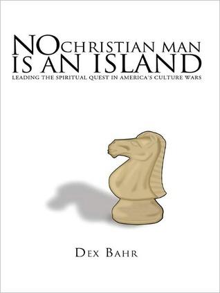 NO CHRISTIAN MAN IS AN ISLAND Stacy Barr