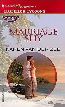 Marriage Shy Karen van der Zee